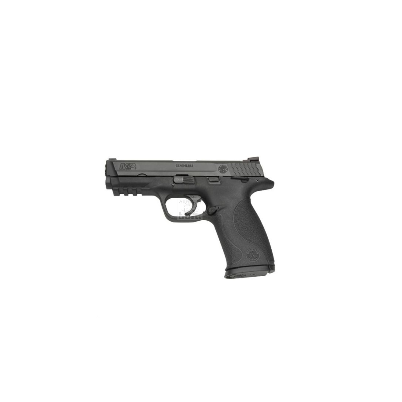S&W M&P9 Safety